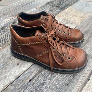 Vintage Dr. Martens Men's Leather Shoes